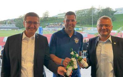 100-Jahr-Jubiläum des SV Gmundner Milch